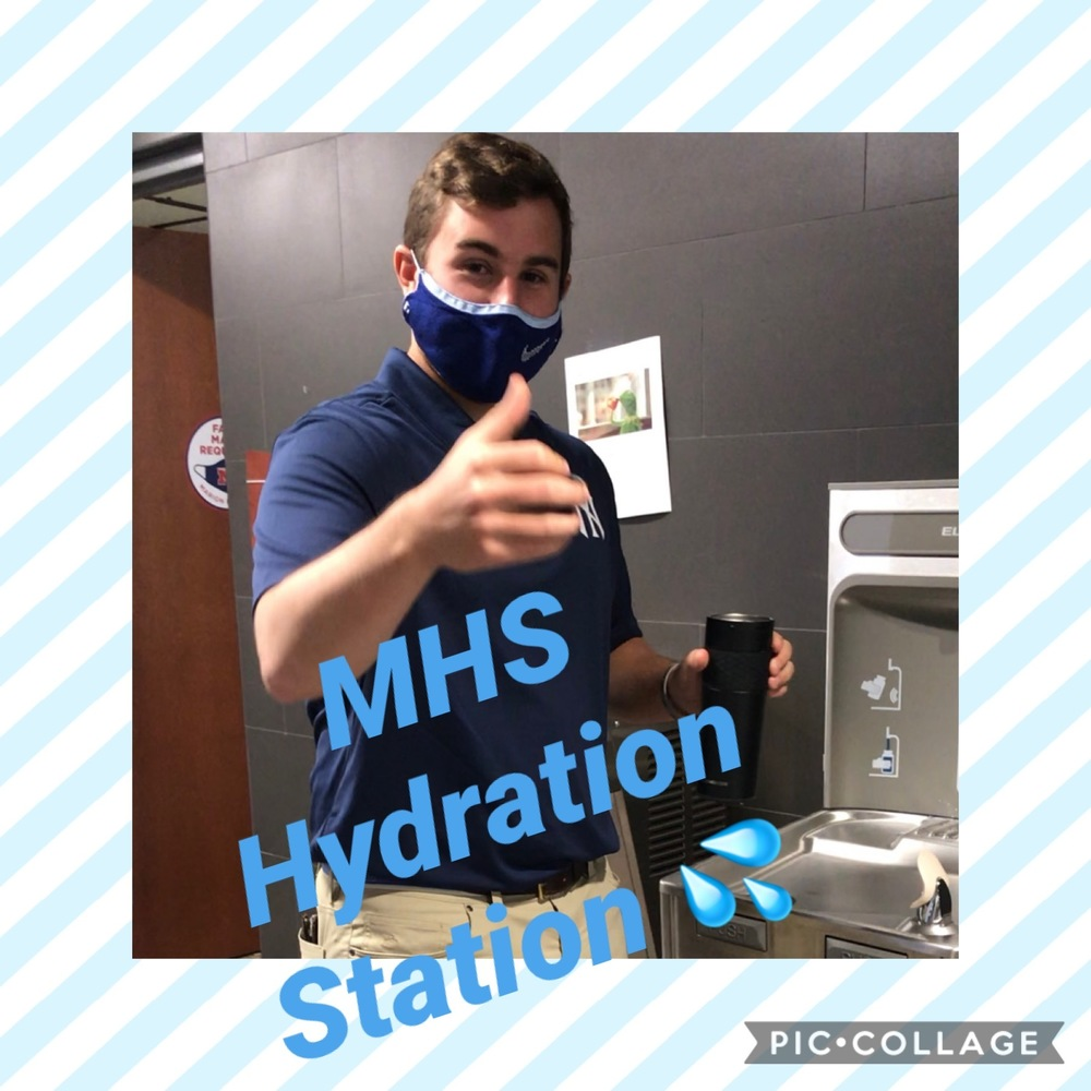 MHS HYDRATION STATIONS