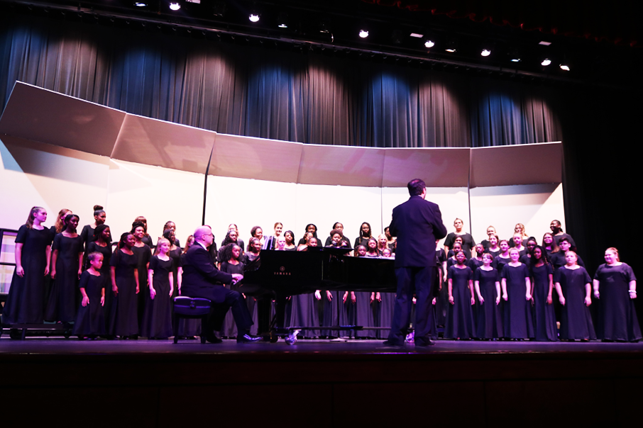 Choir Concert at MPAC