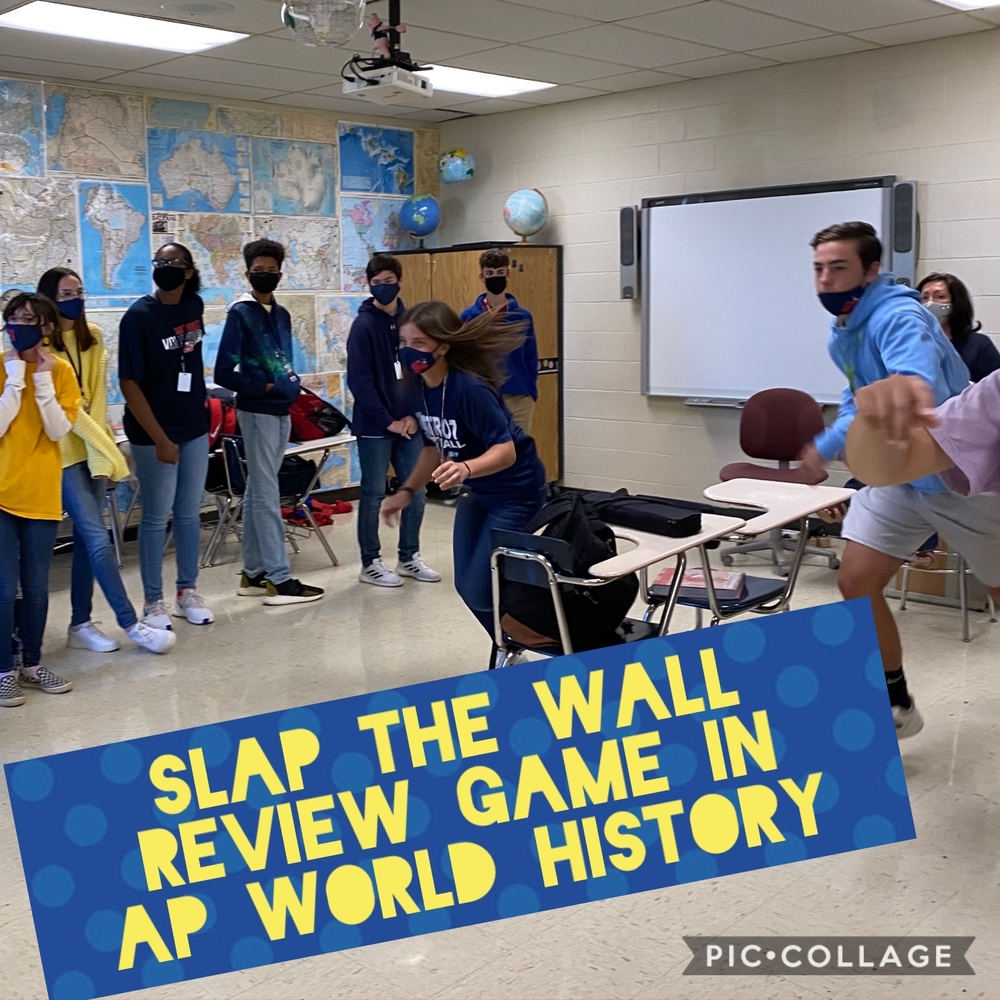AP History Review Game