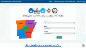 Arkansas Statewide Community Resources Portal Announced