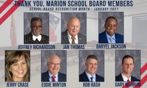 Board members key to district's growth