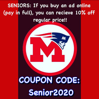 Senior Ad Sale