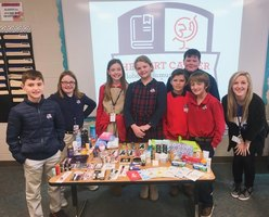 HCGC Takes Part in a Beauty Bag Drive