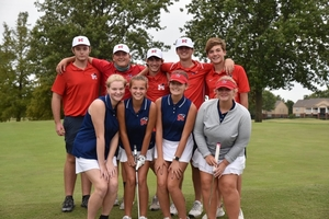 Patriot Golf headed to state!