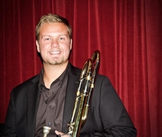 Marion Welcomes New Assistant Band Director