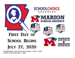 School Choice- Apply Today!