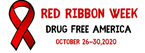 MJHS Celebrates Red Ribbon Week (October 26th - October 30th)