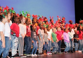 VPA Christmas Performance