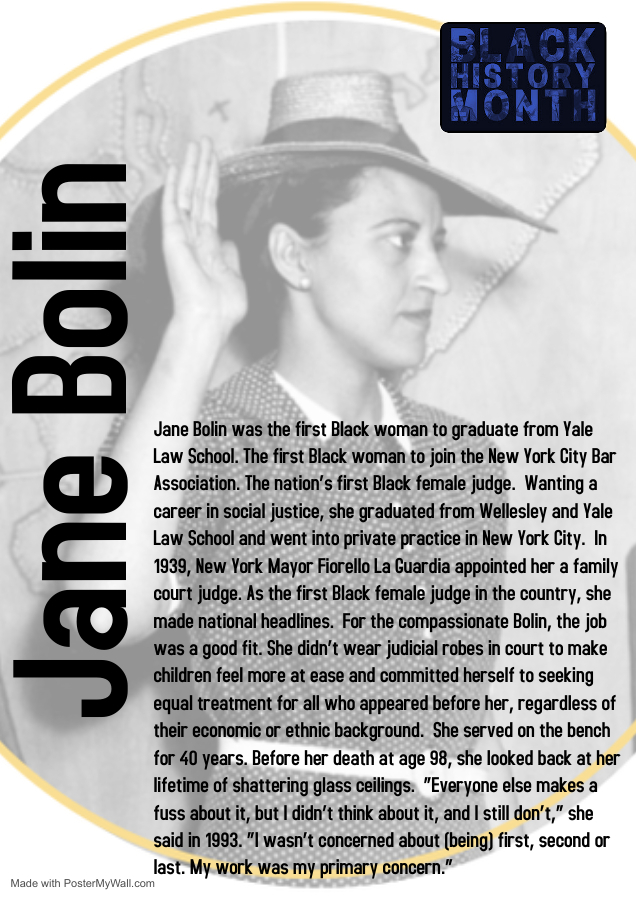 jane bolin