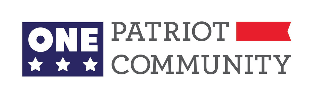 1 patriot logo