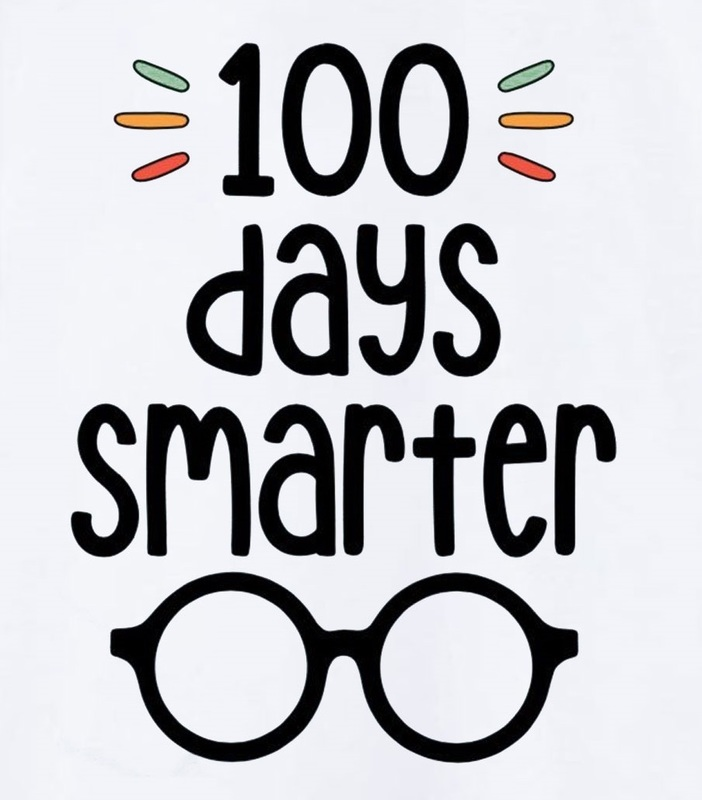 HCGC 3rd Graders are 100 Days Smarter