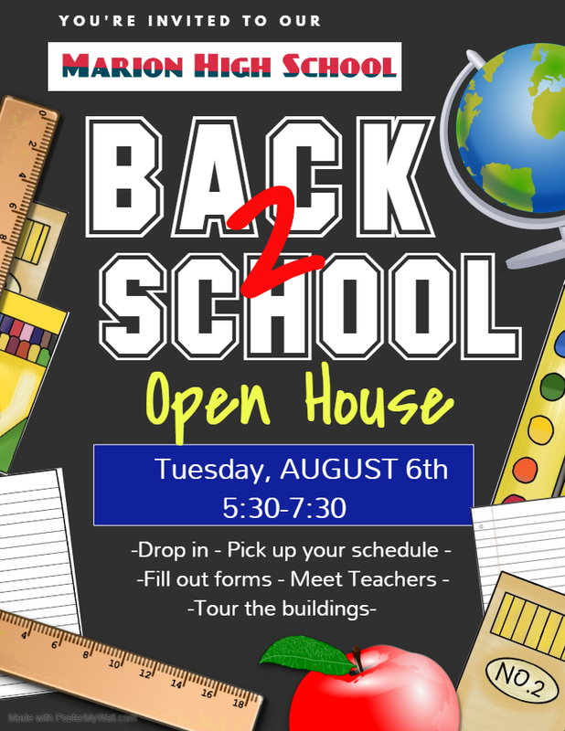 Open House - Coming Soon To A Campus Near You!