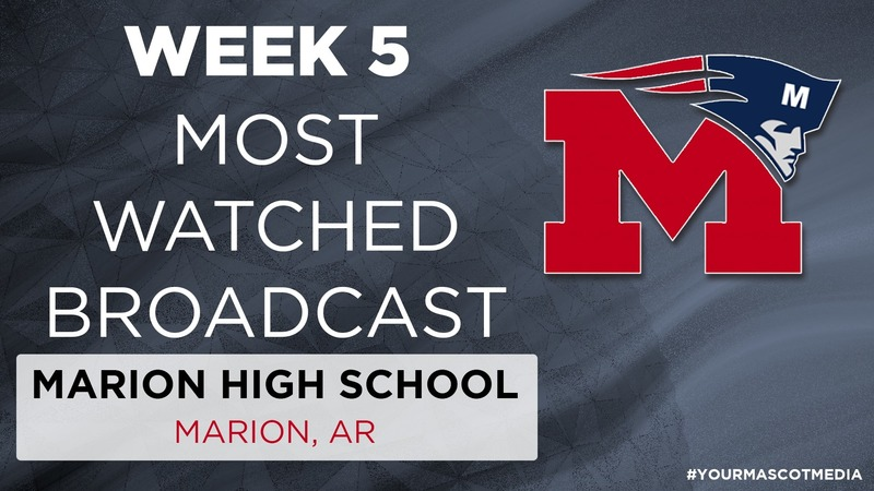 MOST WATCHED BROADCAST: MHS