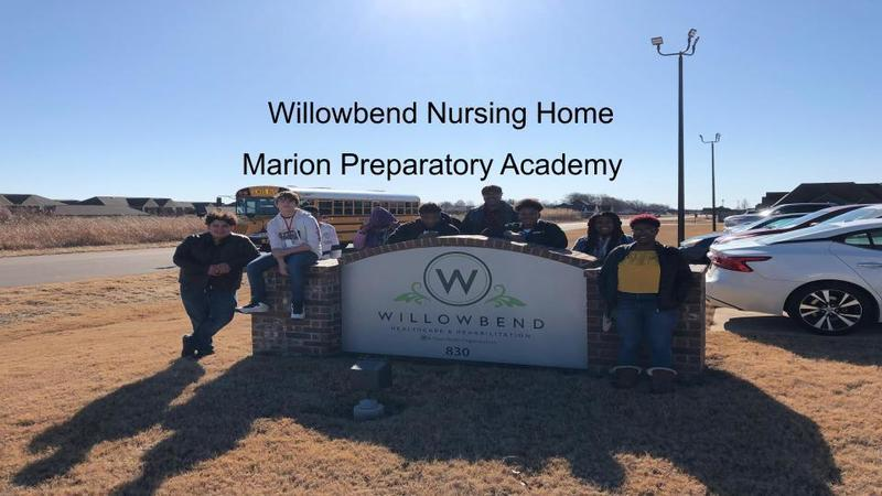 Marion Prep Academy Visits Willowbend